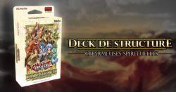 YU-GI-OH! -  LES CHARMEUSES SPIRITUELLES DECK DE STRUCTURE (P46) (FRANCAIS)