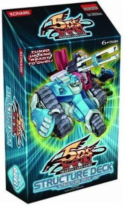 YU-GI-OH! -  MACHINA MAYHEM STRUCTURE DECK (ANGLAIS)
