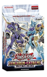 YU-GI-OH! -  SYNCHRON EXTREME STRUCTURE DECK (ANGLAIS)