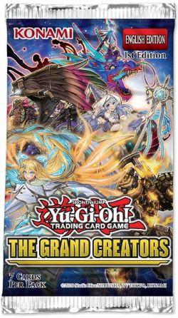 YU-GI-OH! -  THE GRAND CREATORS (P7/B24) (ANGLAIS)