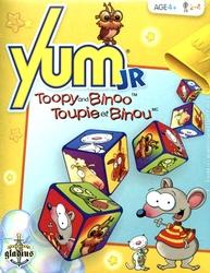 YUM JR -  TOUPIE ET BINOU (BILINGUE)