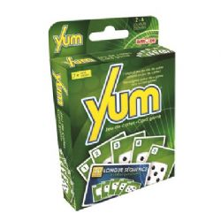 YUM -  LE JEU DE CARTES (BILINGUE)