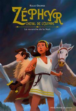 ZÉPHYR, CHEVAL DE L'OLYMPE -  LA REVANCHE DE LA NUIT 02