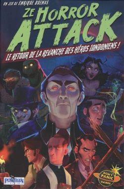 ZE HORROR ATTACK -  LE RETOUR DE LA REVANCHE DES HÉROS LONDONIENS ! (FRANÇAIS)