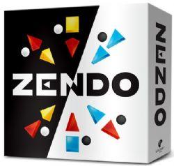 ZENDO -  ZENDO (ANGLAIS)