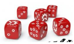 ZOMBICIDE 2ND EDITION -  ALL-OUT DICE PACK