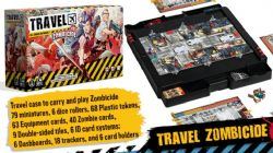 ZOMBICIDE 2ND EDITION -  TRAVEL EDITION (ANGLAIS)