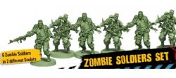ZOMBICIDE 2ND EDITION -  ZOMBIE SOLDIERS SET (ANGLAIS)