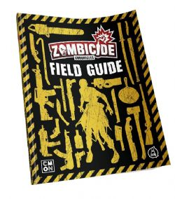 ZOMBICIDE : CHRONICLES -  FIELD GUIDE (ANGLAIS)