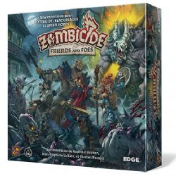 ZOMBICIDE GREEN HORDE -  FRIENDS AND FOES (FRANÇAIS)
