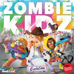 ZOMBIE KIDZ -  EVOLUTION (ANGLAIS)