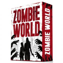 ZOMBIE WORLD -  JEU DE BASE (ANGLAIS)
