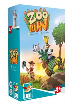 ZOO RUN (MULTILINGUE)