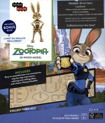 ZOOTOPIA -  JUDY HOPPS -  NIVEAU 2