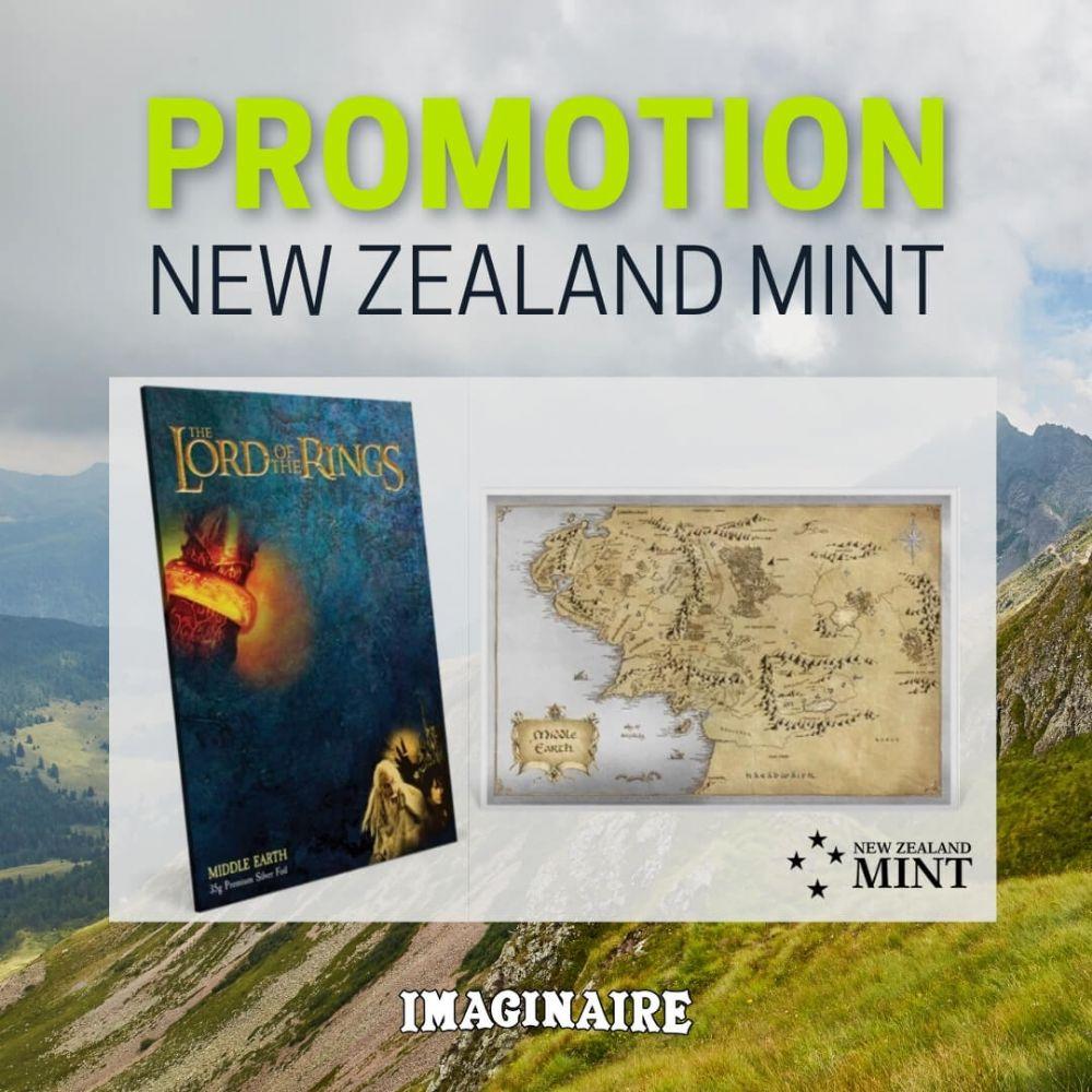 Promotion New Zealand Mint
