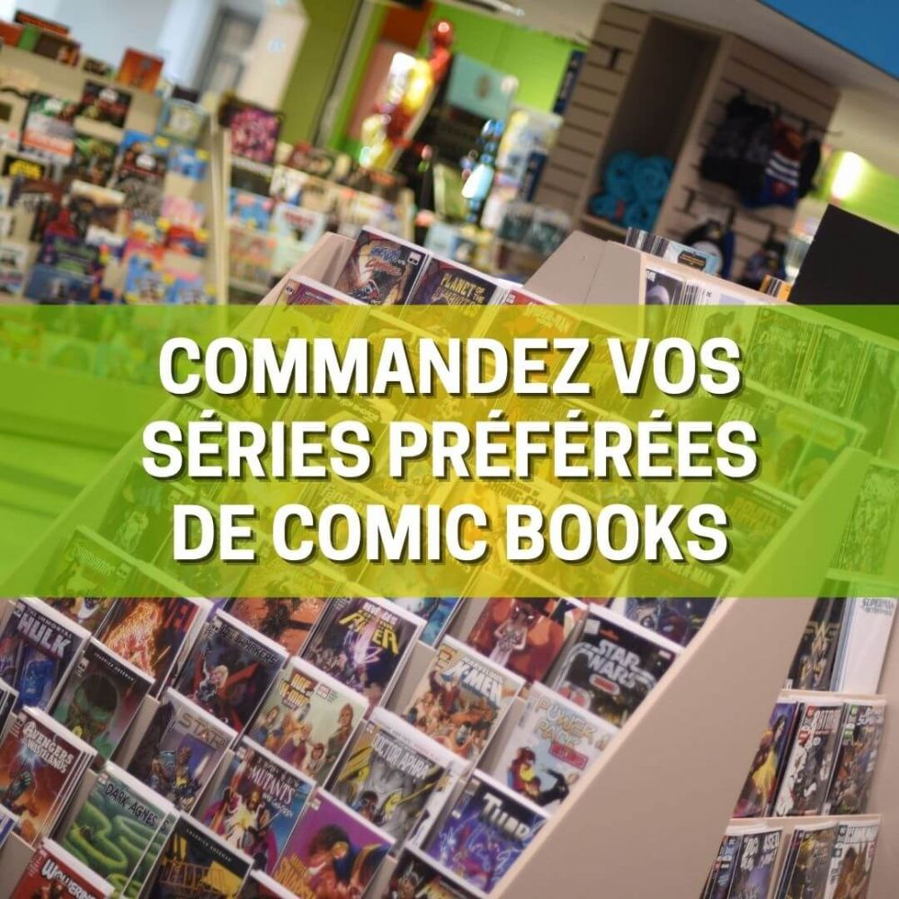 Comment suivre vos séries préférées de Comics Américains