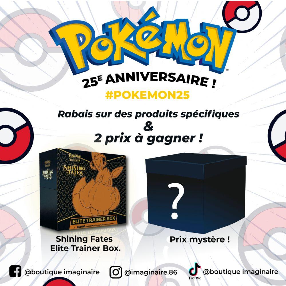 Tous les détails du Pokémon day !
