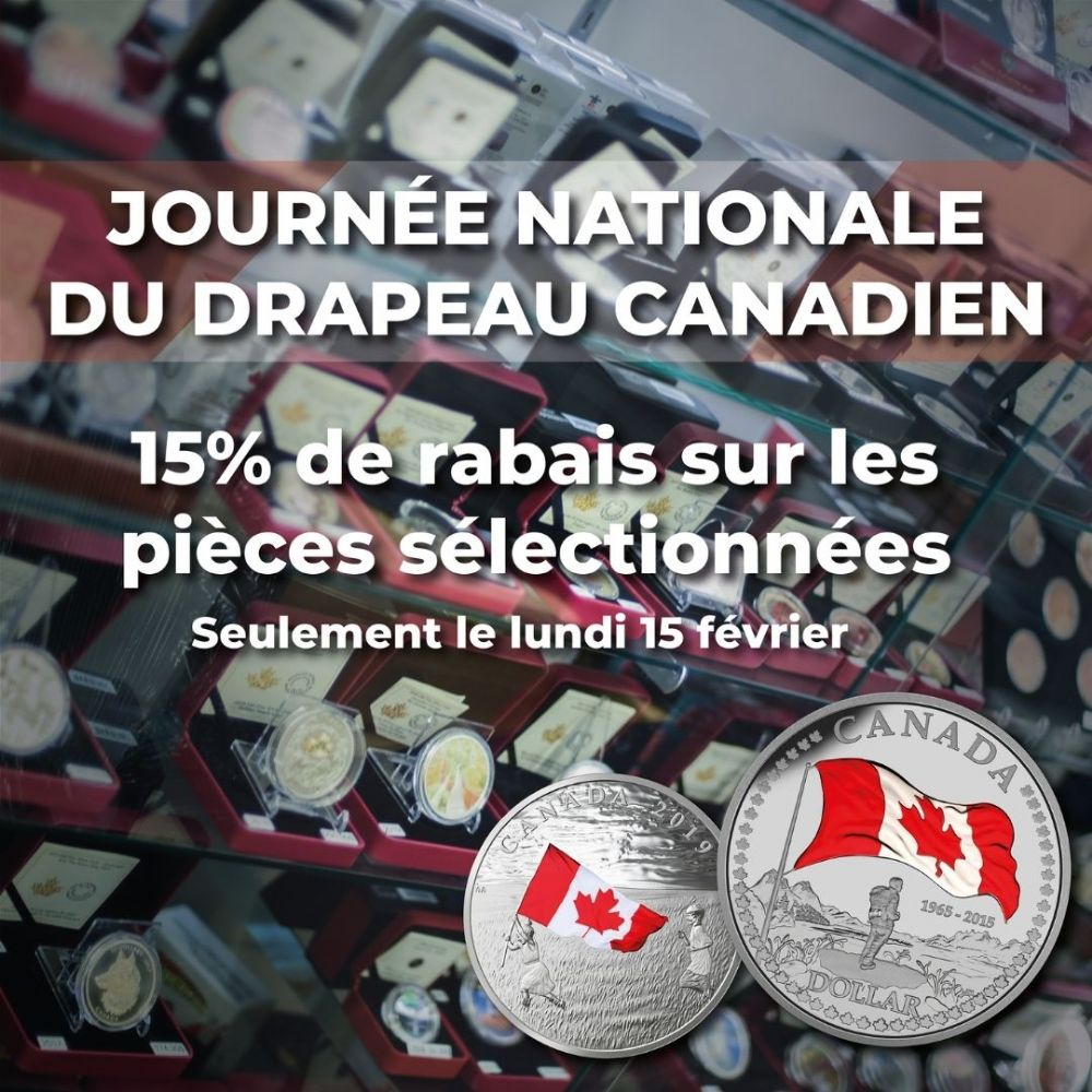 Journée du drapeau national du Canada